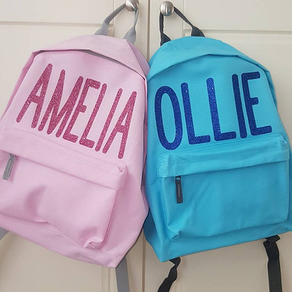 Ollie&Millie's Own - Personalised Bags
