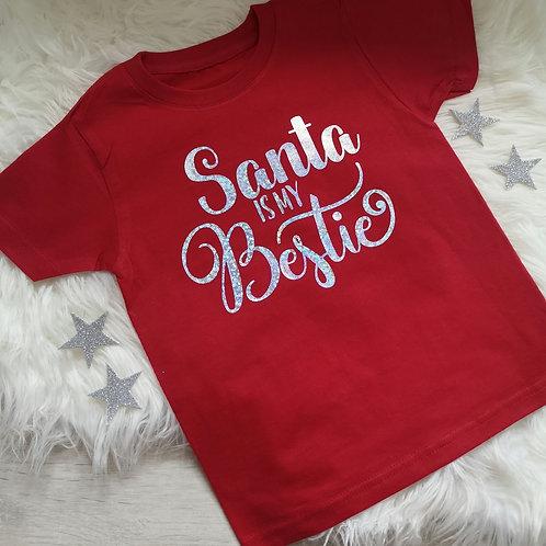 Ollie&Millie's Own - Santa is my bestie
