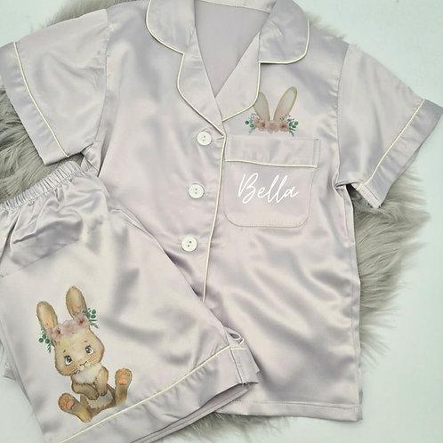 Ollie&Millie's Own - Personalised bunny pjs