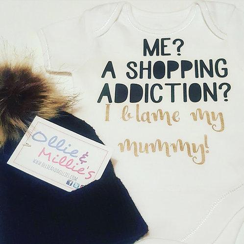 Ollie&Millie's Own - Me? A Shopping Addiction?