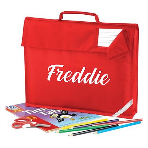 Ollie&Millie's Own - Junior School Book Bag
