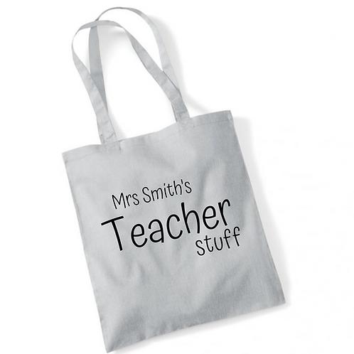 Ollie&Millie's Own - Teacher Tote Bags