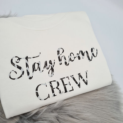 Ollie&Millie's Own - Stay Home Crew