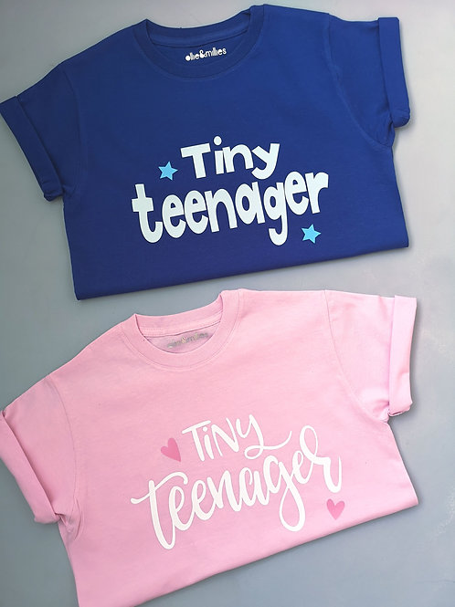 Ollie&Millie's Own - Tiny Teenager Tee