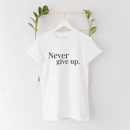 Ollie&Millie's Own - Never Give Up