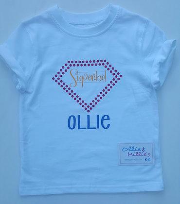 Ollie&Millie's Own - Personalised Superkid