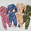 Thumbnail: Sage Towelling Loungewear (embroidered)