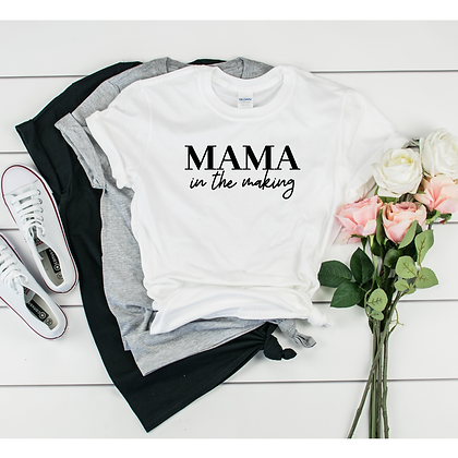 Ollie&Millie's Own - Mama in the making tee