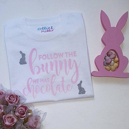 Ollie&Millie's Own - Follow The Bunny