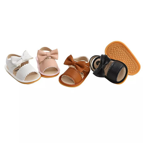 Bow knot casual sandal