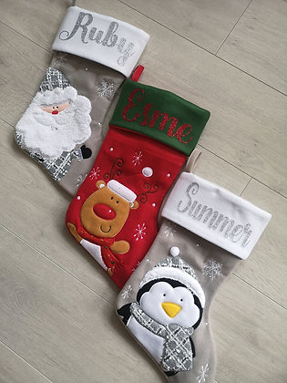 Ollie&Millie's Own - Personalised Stocking