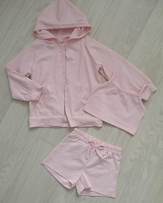 Pink 3 piece set