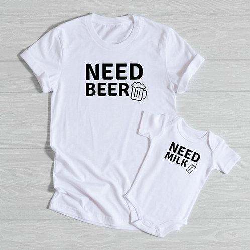Ollie&Millie's Own - Need Beer/Milk (sold separately)
