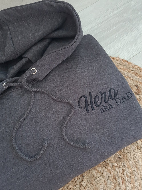 Ollie&Millie's Own - Embroidered hero aka dadhoody