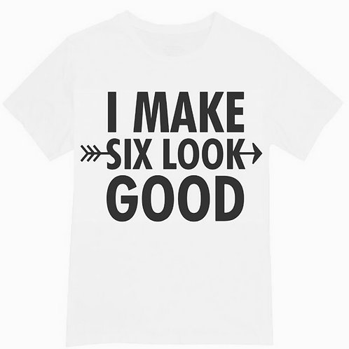 Six Birthday T-shirt