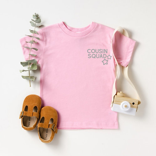 Ollie&Millie's Own - Cousin Squad Tee