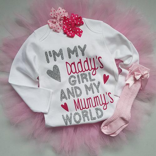 Ollie&Millie's Own - My Daddys Girl, Mummys World