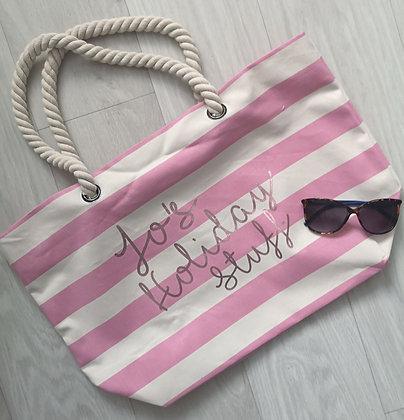 Ollie&Millie's Own - Personalised Beach Bag