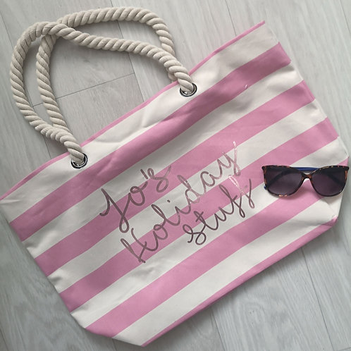Ollie&Millie's Own - Personalised Beach Bag