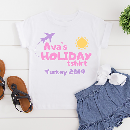 Ollie&Millie's Own - Holiday Tee