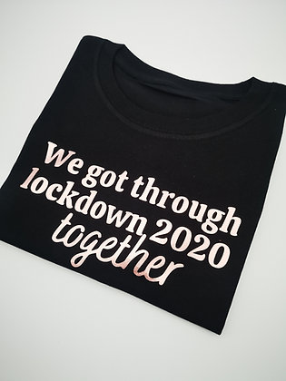 Ollie&Millie's Own - We got through lockdown 2020 together