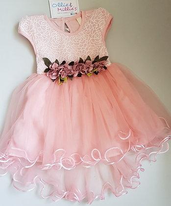 Girls Flower Princess Dress *3 Colours*