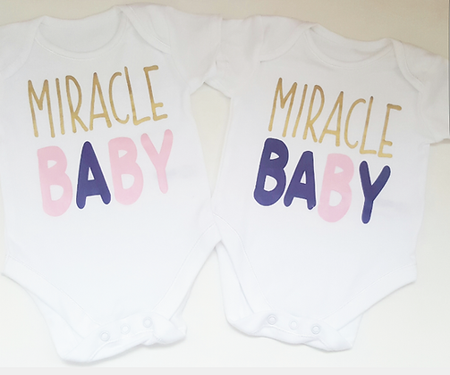 Ollie&Millie's Own - Miracle Baby Twins Set
