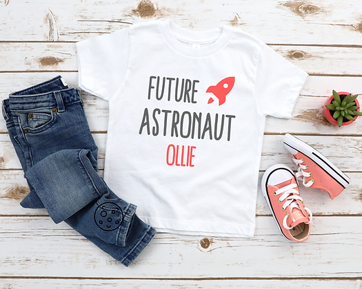 Ollie&Millie's Own - Future Astronaut