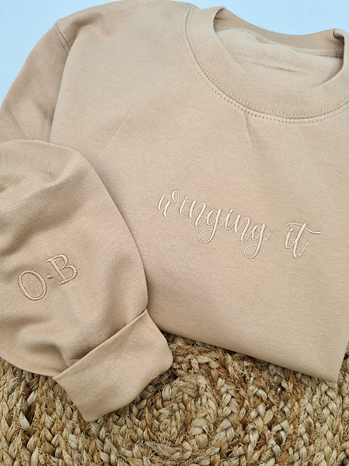 Ollie&Millie's Own - Personalised Sweater