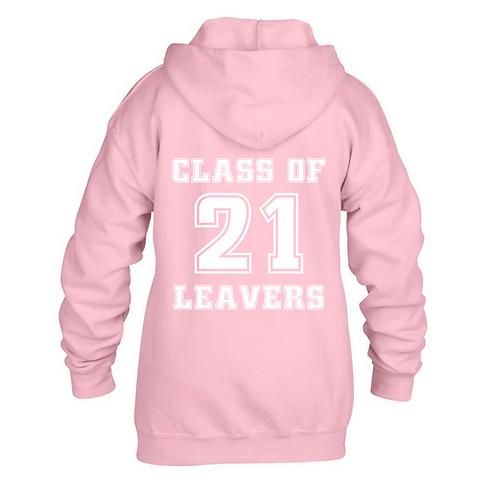 Class of ....leavers hoody