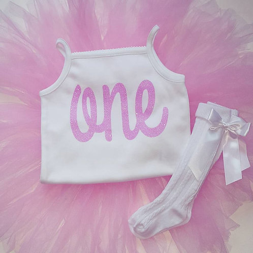 Ollie&Millie's Own -  Birthday Vest