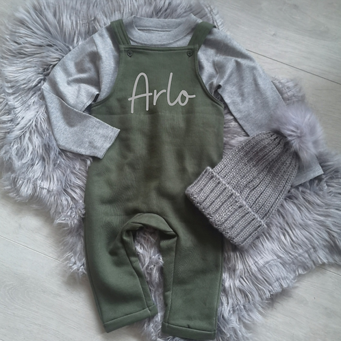 Ollie&Millie's Own - Personalised Dungarees
