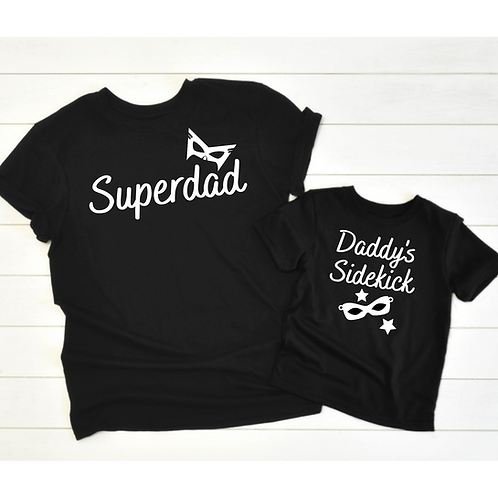 Ollie&Millie's Own - Superdad/Sidekick