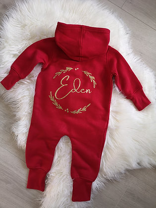 Ollie& Millie's Own - personalised onesie