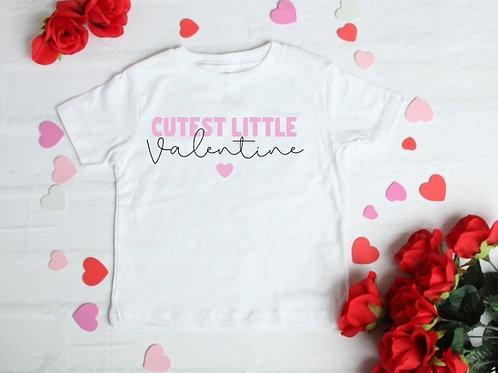Ollie&Millie's Own - Cutest Little Valentine