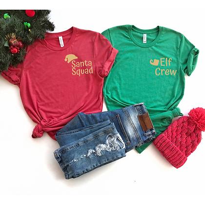 Ollie&Millie's Own - Santa Squad & Elf Crew (Adult)
