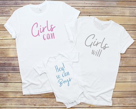 Ollie&Millie's Own - Girls/Boys Can...