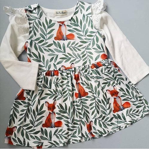 Winter Fox Dress