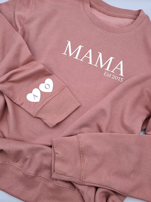 Ollie&Millie's Own - Personalised Mama Sweater