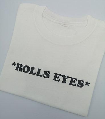 Ollie&Millie's Own - *Rolls Eyes*