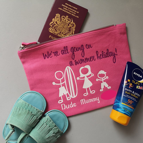 Ollie&Millie's Own - Holiday Pouch