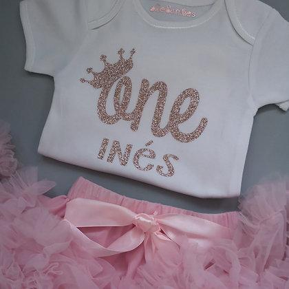 Ollie&Millie's Own - Personalised ONE vest