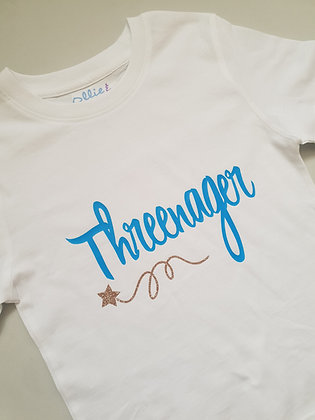 Ollie&Millie's Own - Threenager Tee