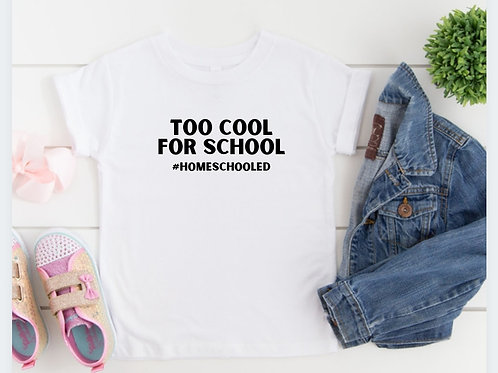 Ollie&Millie's Own - Too cool for home school