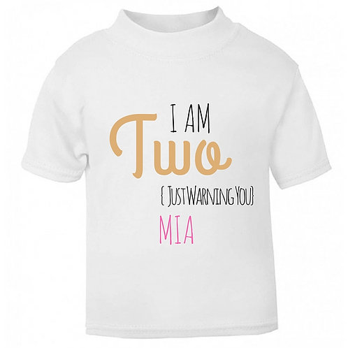 Ollie&Millie's Own - I Am Two