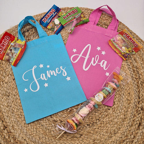 Ollie&Millie's Own - Personalised party Bag