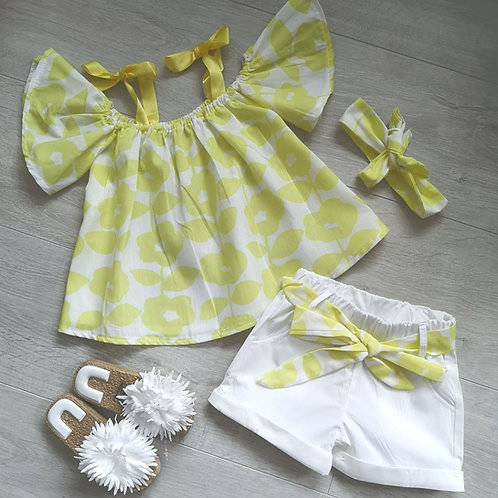 Yellow Summer Set