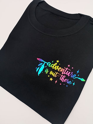 Ollie&Millie's Own - Adventure is out there tee