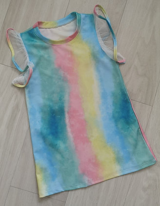 Tie Dye tunic dress