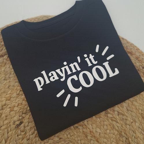 Playin' it cool tee